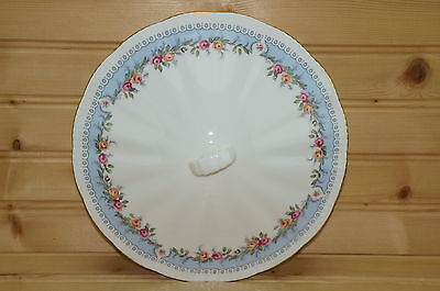 Paragon Bridesmaid Round Vegetable Bowl LID ONLY- 8 1/4""