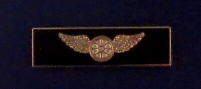Wheel With Wings Motorcycle police/fire/EMS Uniform Commendation/Award Bar WWW