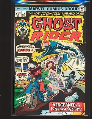 Ghost Rider # 15 VF/NM Cond.
