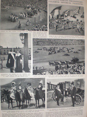 Photo article South Africa Tercentenary celebrations Cape Town 1952