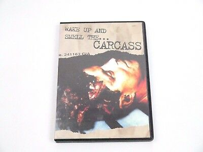 Wake Up And Smell The Carcass - Rare Death Metal DVD