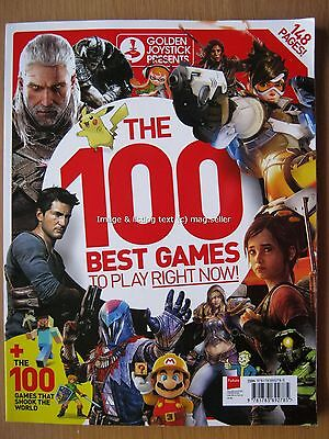 The 100 Best Games to Play Now by Golden Joystick & 100 Games That Shook World