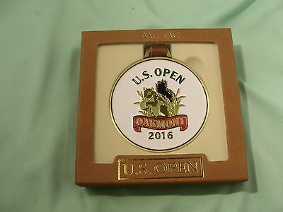 U.S. Open 2016 Oakmont bag tag