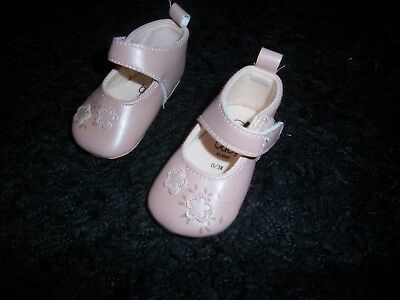 Chaussures Bebe Fille 0/3 Mois Marque G Baby