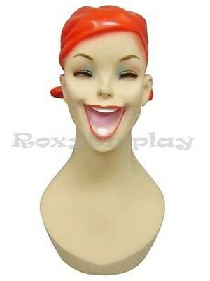 Mannequin Head Bust Wig Hat Jewelry Display MD-Y5