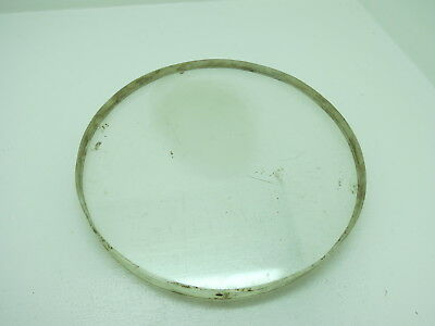 (#2643) 9+3/4 Inch Port Hole Glass Replacement Boat Sail Ship  Lite Light