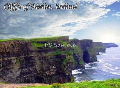 CLIFFS OF MOHER Ireland Travel Souvenir Magnet