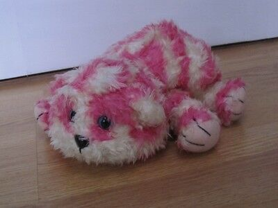 "Large 9"" Bagpuss Plush Soft Toy Cat With Yawning Snoring Sounds"