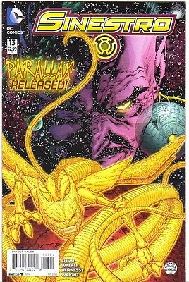 Sinestro #13 NM (2015) DC Comics