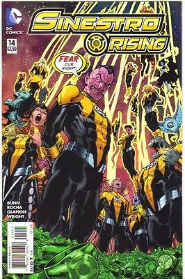 Sinestro #14 NM (2015) DC Comics
