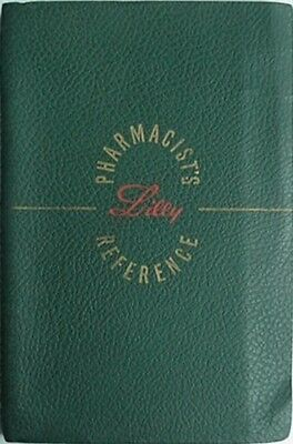 1942 Lilly Pharmacist's Reference (Eli Lilly Company - Indianapolis