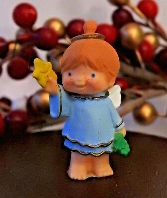 Hallmark Merry Miniature 1986 Katybeth Angel Mini