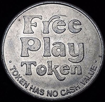 Silverbird Hotel & Casino Free Play Gaming Token - Obsolete - Great Condition