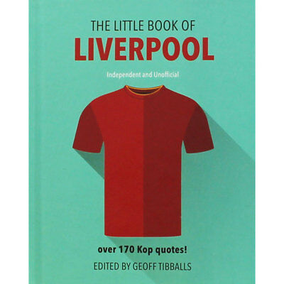The Little Book Of Liverpool (Hardback), Non Fiction Books, Brand New
