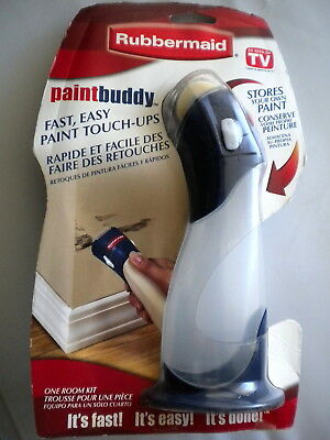 Rubbermaid Paint Buddy As Seen On TV Touch-Up Paint Tool Paintbuddy Tool / NEW