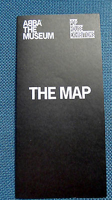 Abba The Museum The Map
