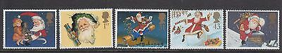 UK British Mint Stamps Christmas 1997