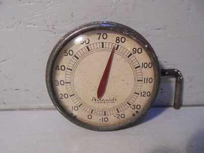 Vintage Airguide Thermometer Works