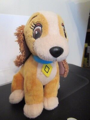 Vintage Disney Promotional Plush, Lady From Lady And The Tramp.