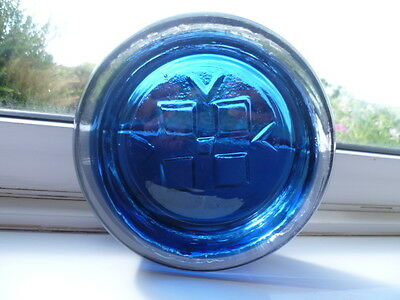 Vintage Ronald Stennett-Wilson Wedgwood Kings Lynn Moon Landing Glass Ashtray