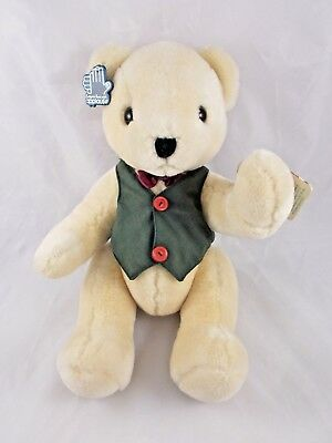 """Applause Welcome Friends Bear Plush 13"""""""