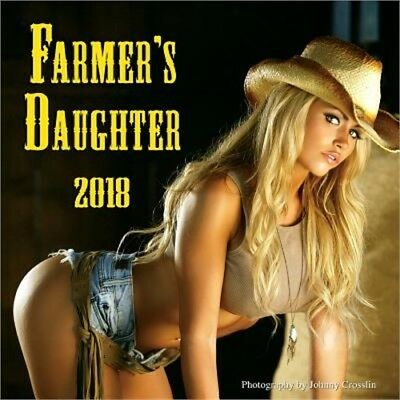 Farmer's Daughter 2018 Wall Calendar (Calendar)