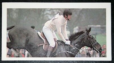 Show Jumping   Richard Meade   Olympics  Action Photo Card # VGC