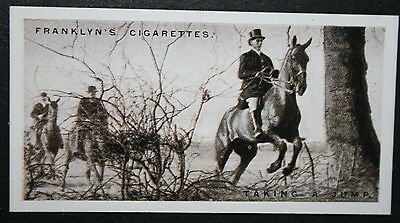 North Herefordshire Foxhounds  Vintage 1920's Photo Card  VGC / EXC