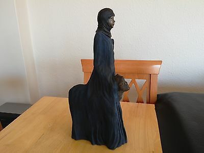 Soul Journey's Maasai figure Mtembei He Who Roams the Plains limited 0727