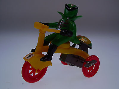 "GS JAPAN  ""HEROES CICLE""  TRICYCLE ++ PLASTIC,  like NEU/NEW/NEUF !"