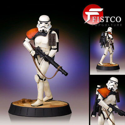 STAR WARS - Sandtrooper Statue (Gentle Giant)
