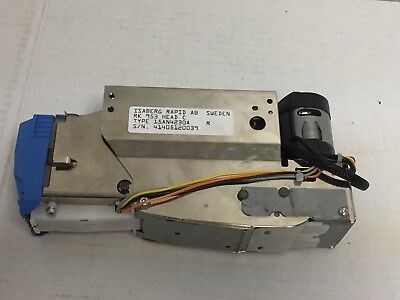 Isaberg Rapid Stapler for Konica SD-501/SD506, 15AN4230A, USED, Working Pull