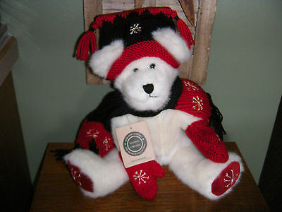 "Boyds Bears PLUSH BEAR 2000  ~14"" SERGEI BEARSKOV~   ARCHIVE COLLECTION"