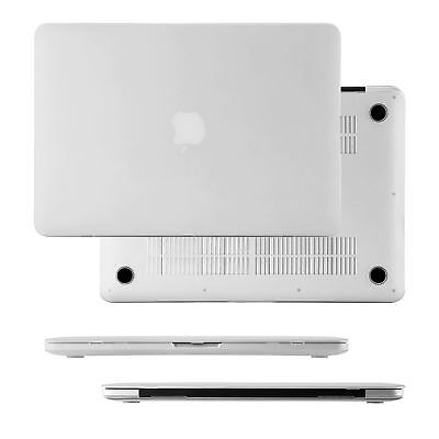 Hard Shell Case For Macbook Pro 13 Inch Hard Case Mid 2012 A1278 - Frosted Clear
