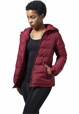 Ladies Bubble Jacket Urban Classics Streetwear Giacca Invernale Donna