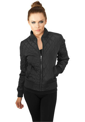 MAG Urban Classics TB806 Ladies Diamond Quilt Nylon Jacket Giacca donna  Light