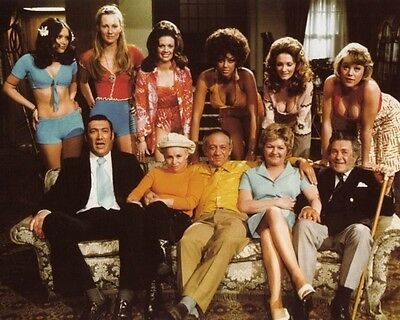 """Carry On Girls Cast 10"""" x 8"""" Photograph"""