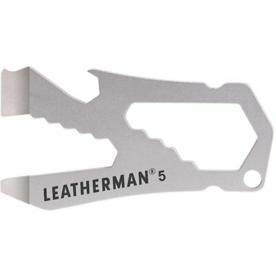 "Leatherman LTN5 ""By The Numbers"" Keychain / Bottle Opener Pocket Tool"