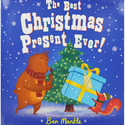 The Best Christmas Present Ever by Ben Mantle (Paperback), Children's Books, New