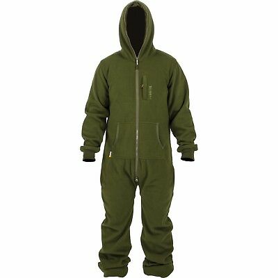 Navitas NEW Fleece Under Suit Soft Thermal Lined Carp Fishing Rompa Suit