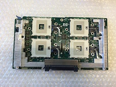 HP ProLiant DL760 G2 314379-001 Server Processor Board Quad 4xCPU Board Assembly