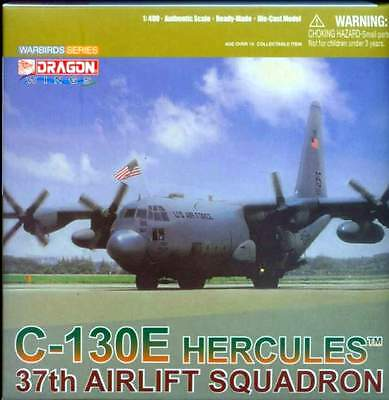 DRAGON WINGS C-130E HERCULES USAF GERMANY 1:400 Diecast Plane Model 55721