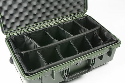 Peli Storm iM2500 Airline Carry On Case With Dividers