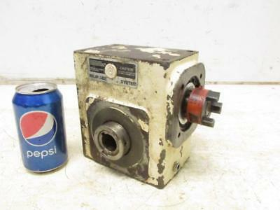 Tigear 5719768 002 JC Gear Box Transmission Speed Reducer Gearbox 20:1 Ratio