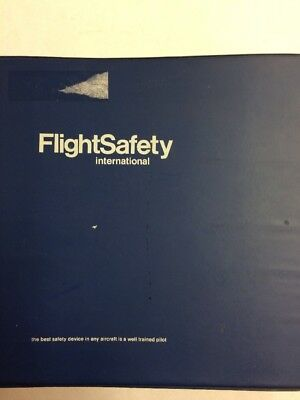 Lockheed Jet Star Original FlightSafety Initial Study Guide