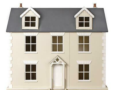 Melody Jane Dolls Houses 1:12 To Assemble Country Cottage Kit Unpainted MDF Kit