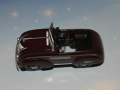 QXC5185 Hallmark 1997 KOC Club ornament 1937 Steelcraft Airflow Murray Pedal Car