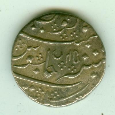 French India Silver 1805 Rupee-Lot F1