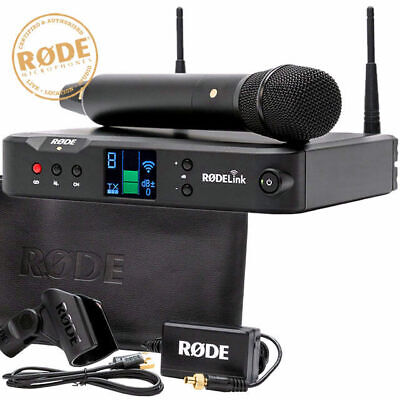 Rode Performer Hand Held Wireless Microphone with M2 Condenser Mic