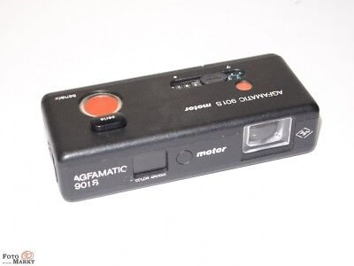 Pocket Camera 110 AGFA Matic 901S Engine (Collector) for pocketfilm